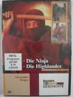 Die Ninja + Die Highlander - Große Krieger der Geschichte