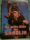 Die gelbe Hölle der Shaolin DVD Uncut (U) T.V.P.