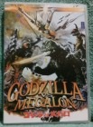 Godzilla versus Megalon Dvd Uncut Sondercover! (S)