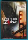 Curse Of The Zodiac DVD Disc mit Barcode guter Zustand