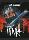 Die 1000 Augen der Ninja - Blu Ray - Uncut