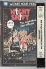 Night Shift - Das Leichenhaus flippt völlig.. PAL VHS  (#1)
