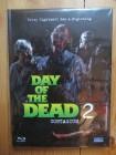 Day of the Dead 2 - Contagium Mediabook Uncut Bluray