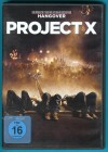 Project X DVD Thomas Mann, Alexis Knapp guter gebr. Zustand
