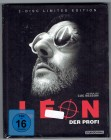 L�on Der Profi - Mediabook -  Limited Edition - Neu -Blu-ray