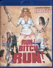 Run! Bitch Run! (Unrated / XT-Video / Blu-ray)