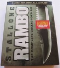 RAMBO 1-4 US COMPLETE COLLECTOR'S EDITION 6 DVD'S