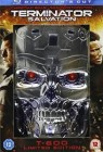 UK BluRay BD TERMINATOR Salvation T-600 Limited Edition TOP