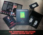 TERMINATOR 1 & 2 Box Limited Edition 3xVHS Lenticular NEU!!!