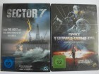 Sector 7 + Space Transformers - Angriff von Monster + Aliens
