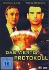 Das Vierte Protokoll - DVD