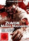 Zombie Mania Massaker - 3 Filme Edition - DVD