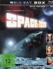 Space 1999 Mondbasis Alpha 1 kompl. Serie 4 Discs Blu-ray
