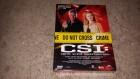 CSI Season 3.1 DVD Box DEUTSCH NEU&OVP