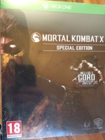 Mortal Kombat X - Steelcase - limited 555 *Neu*