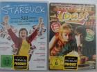Starbuck + Toast - Kinder Familie Komödien Sammlung Paket