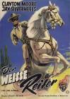 DER WEISSE REITER  Western Klassiker1956 Clayton Moore