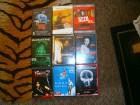 9  DVDs, Horror,Action, Art of War, Serial Lover usw