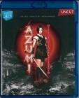 Azumi - Die furchtlose Kriegerin 3D - Blu-ray einmalig !!!
