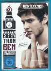 Bigga Than Ben DVD Ben Barnes NEU/OVP