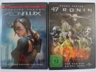 Aeon Flux + 47 Ronin - Fantasie Sammlung - Keanu Reeves