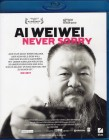 AI WEIWEI Never Sorry - Blu-ray geniale Dokumentation China
