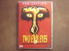 Two Evil Eyes -  Red Edition uncut - Argento Romero