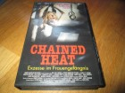 VHS - Chained Heat - Exzesse im Frauengef�ngnis - B.Nielsen