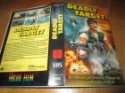 VHS - Deadly Target - Focus Rarität