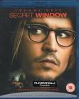 DAS GEHEIME FENSTER Blu-ray - Johnny Depp SECRET WINDOW