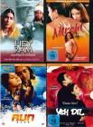 Kleines Bollywood Paket mit 4 Filmen - DVD       (X)