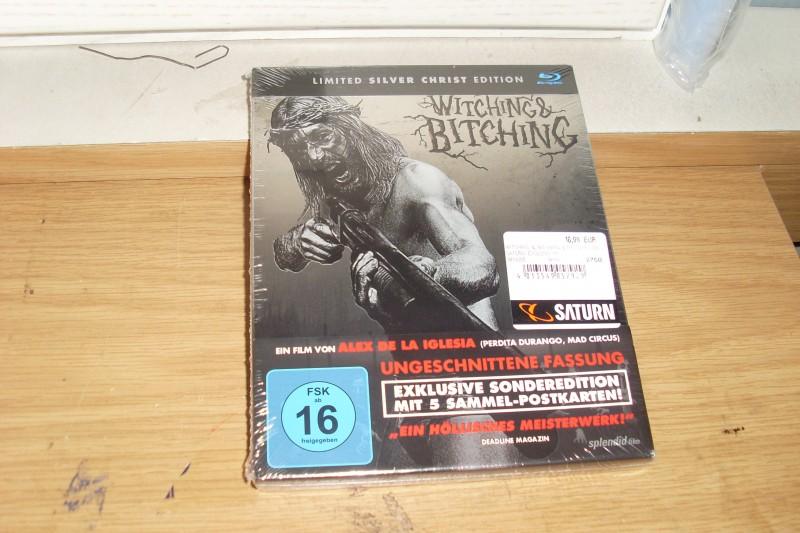 Witching & Bitching - Steelbook-Bluray
