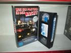 VHS - Wie ein Panther in der Nacht - CIC Verschwei�t