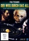 Der Weg durch das All - von Aristoteles bis Hawking - 3DVD