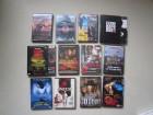 6x  HORROR-ASIA-TRASH DVD-SAMMLUNG FSK 18 ROMERO TARANTINO