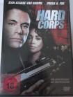 Hard Corps - Jean Claude van Damme - harte FSK 18 Action