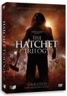Hatchet Trilogie 3 DVD´s UNCUT im Schuber