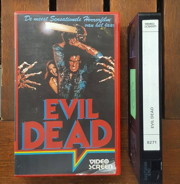 Evil Dead (Video Screen)