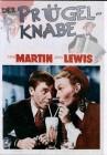 Der Pr�gelknabe - Jerry Lewis + Dean Martin  -  DVD