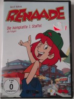 Renaade – rötzfreche Göre – komplette 1. Staffel - 20 Folgen