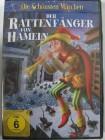 Der Rattenfänger von Hameln - Ratten in Westfalen - Märchen