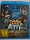 Toys in the Attic - Abenteuer auf dem Dachboden - Animation