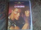 Cyborg  - Van Damme - MGM - uncut  dvd