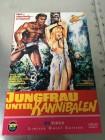 Jungfrau unter Kannibalen - XT gr. lim. Hartbox - pink RAR