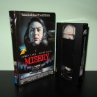 Misery * VHS * James Caan, Kathy Bates