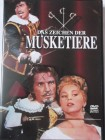 Das Zeichen der Musketiere - d'Artagnan - George Nader