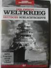 Deutsche Schlachtschiffe - Gneisenau, Graf Spee, Tirpitz