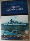 Deutsche Schlachtschiffe - Größte Seeschlachten im Weltkrieg