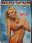 Deutsche Teens nackt auf Mallorca - feste Brüste hautnah