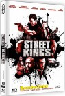 *STREET KINGS *UNCUT* COVER B *DVD+BLU-RAY MEDIABOOK* OVP